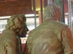 statues in Davis Square