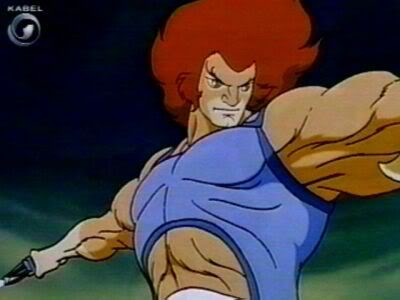 Lion-o, big fan of the prostitutes